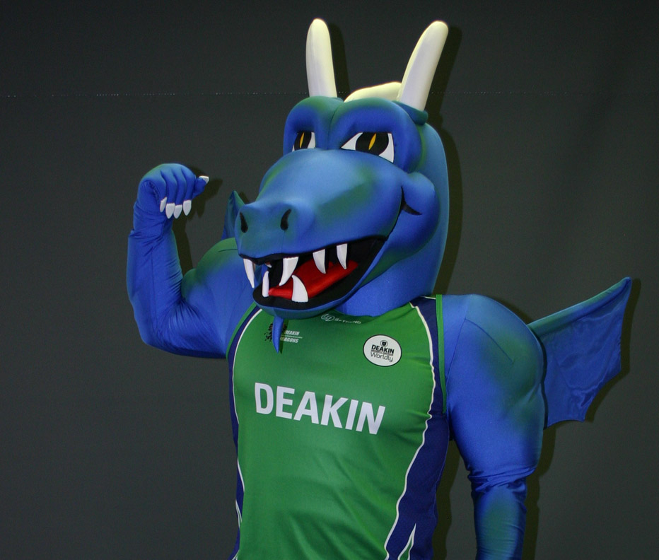 Dexter Dragon<br>(Deakin University)