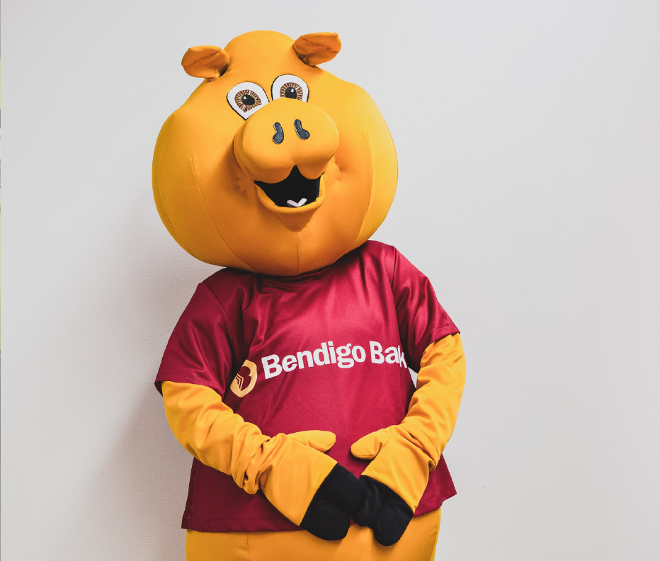 Piggy<br>(Bendigo Bank)