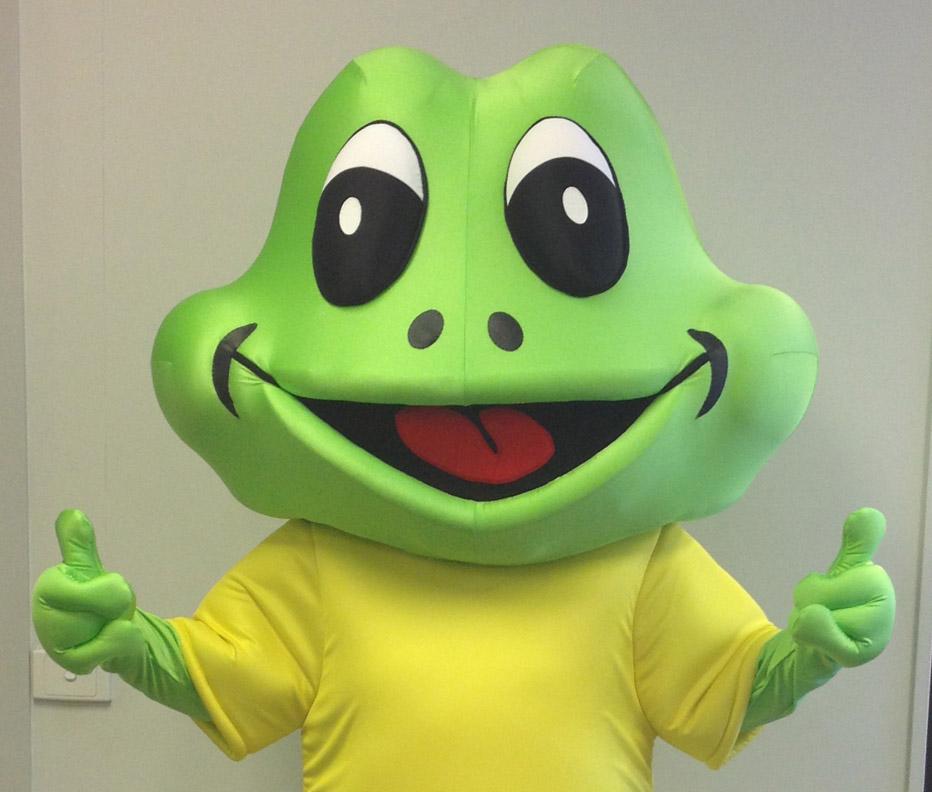 Freddo Frog<br>(Cadbury)