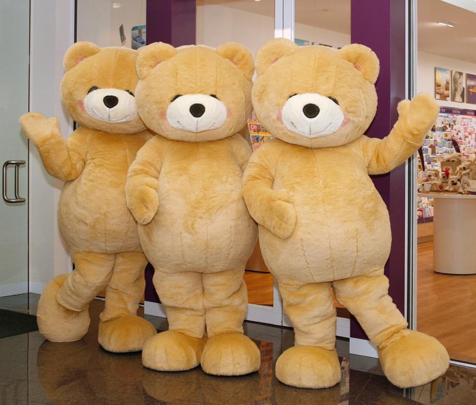 Forever Friends Bears<br>(Hallmark)