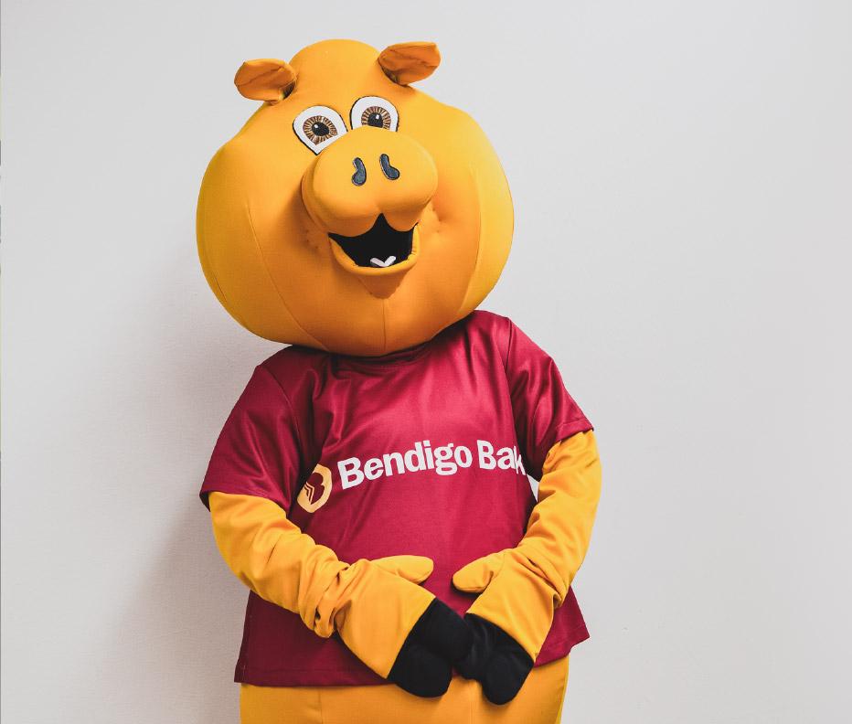 Piggy<br>(Bendigo Bank)